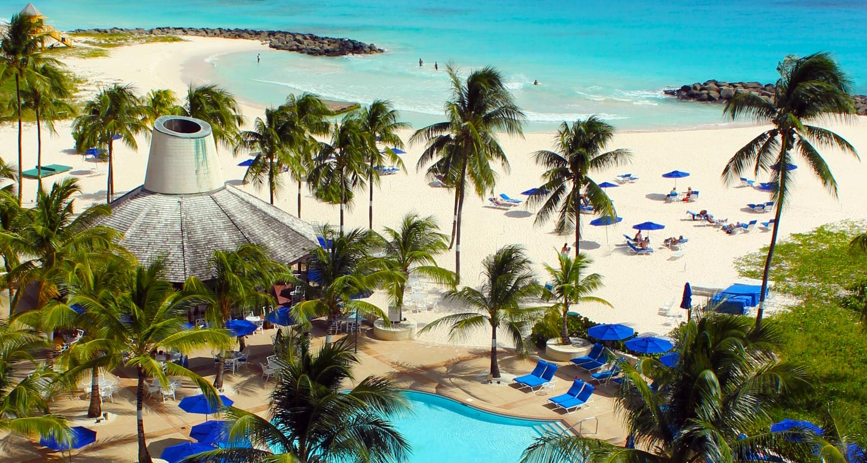 visa free countries for nigeria Barbados