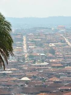 Ibadan City of ib