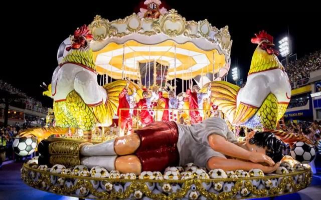 Rio carnival ball