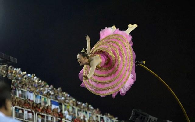 Rio carnival balle