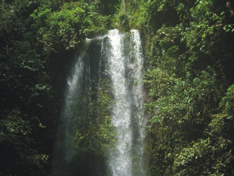 Erin Ijesha waterfalls in Nigeria
