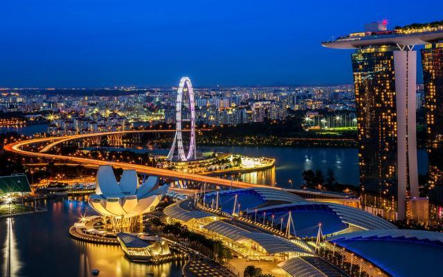 most powerful passport, singapore