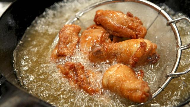 healthy recipes for frying chicken