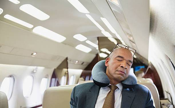Can't Sleep On A Plane? Some Tricks.