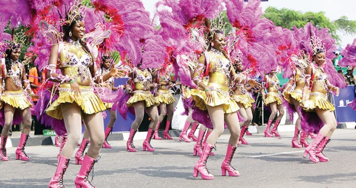 Why Calabar Carnival Should Be On Your Christmas To Do.