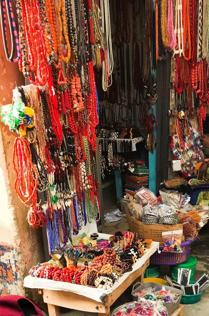 Crafts at lekki arts market