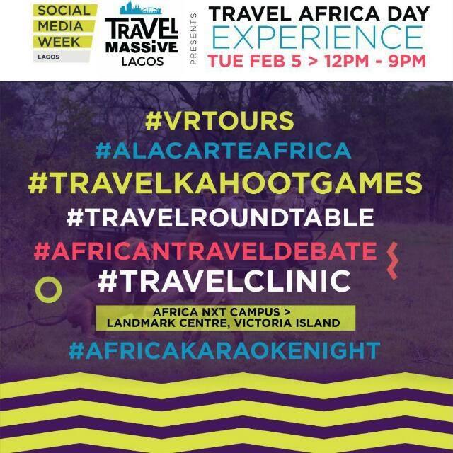 Travel Africa day at social media week