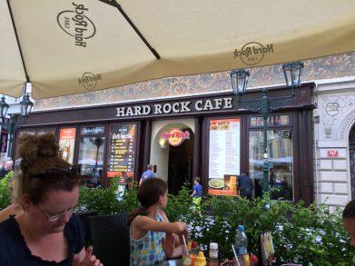 hard rock café praag