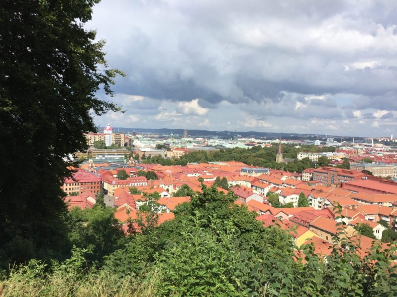 stedentrip naar Göteborg
