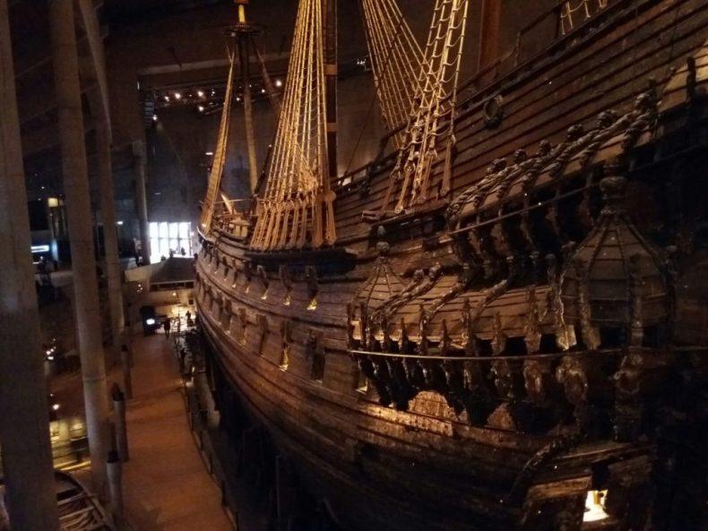 Vasa museum Stockholm