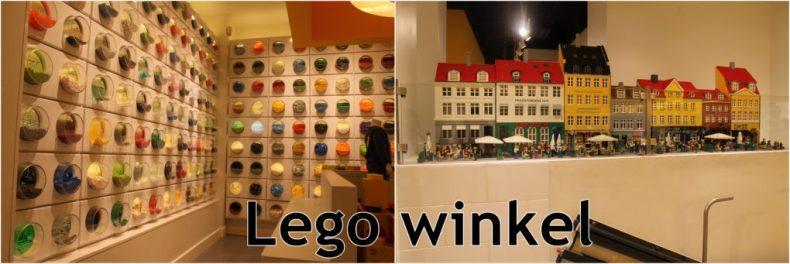 Lego winkel Kopenhagen