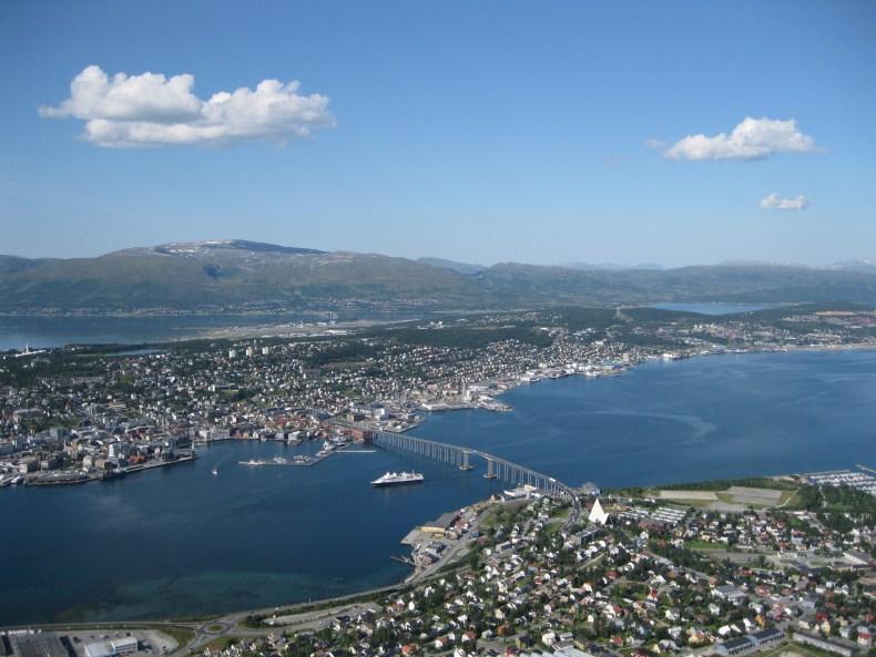 Trømso Noorwegen - plannen voor 2019