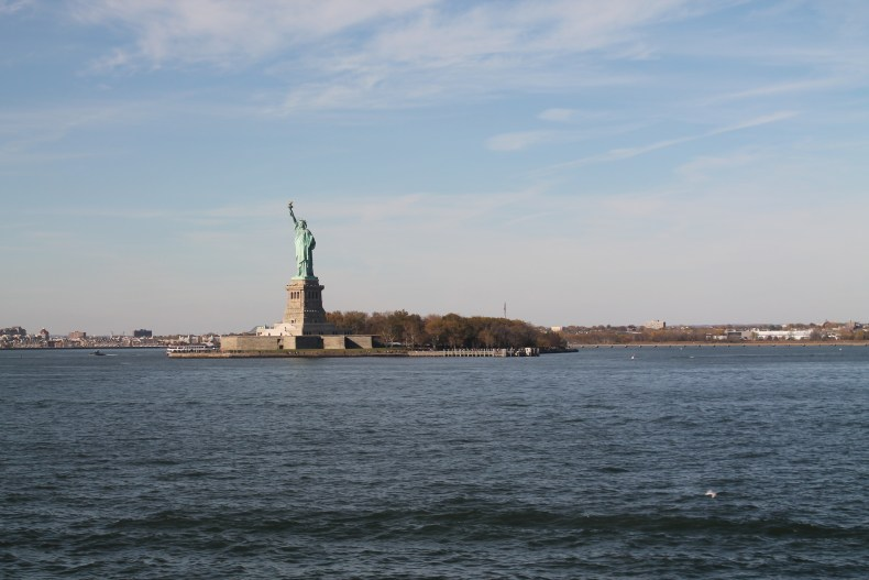 tips voor de Verenigde Staten - Staten Island Ferry