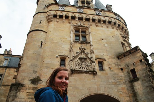 Porte Cailhau Bordeaux