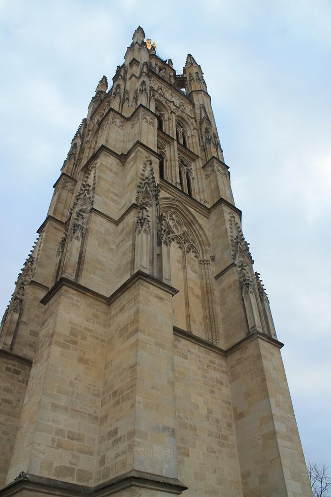 Tour Pey Berland view Bordeaux