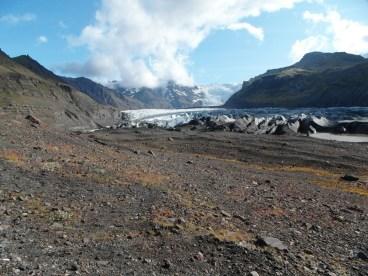 Gletsjerwandeling IJsland (1)