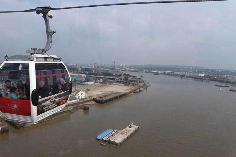 Emirates Air Line London Wat te doen in London