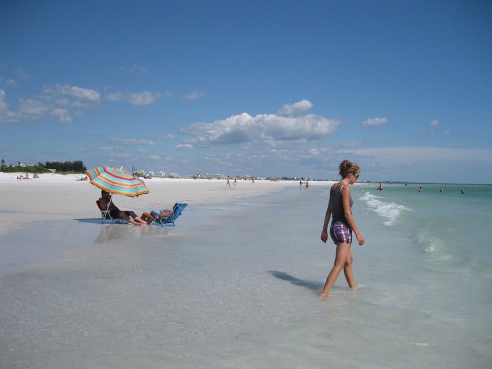 Vijf keer de mooiste stranden van Florida