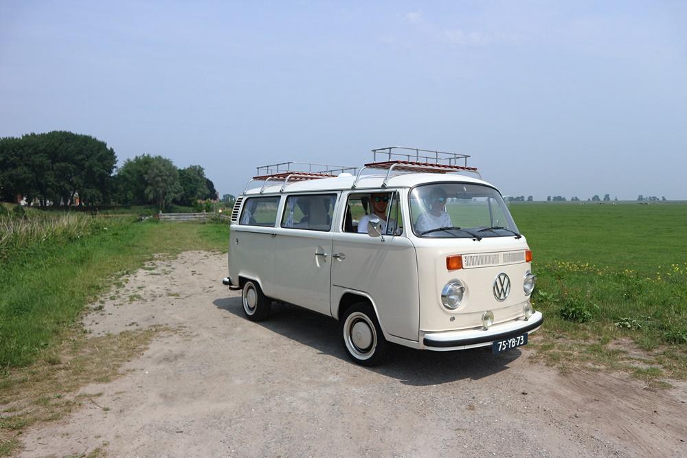 Een dagje toeren door Nederland met de Volkswagenbus!