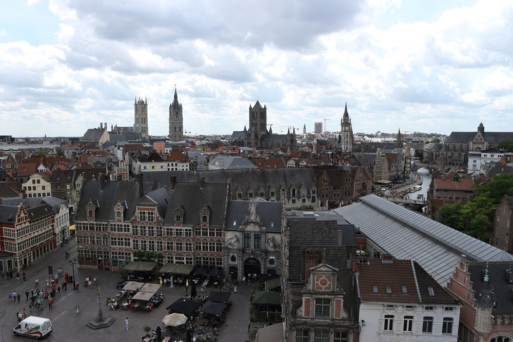 Wat te doen in Gent? 10 tips!