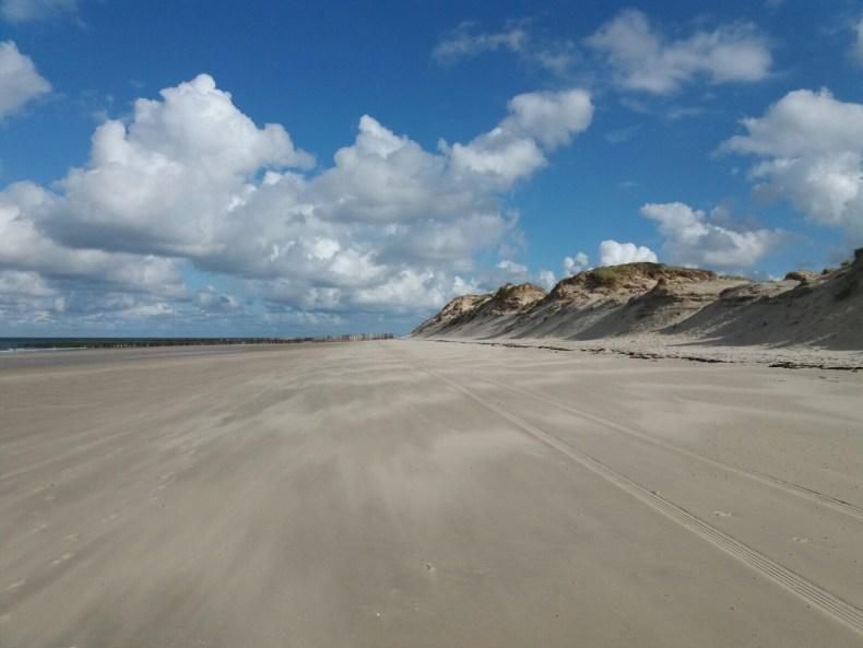 vakantie onder de nederlandse zon