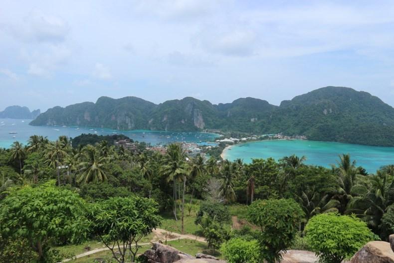 Koh Phi Phi - Thuiskomen na vakantie