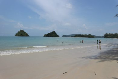 Accommodatie tip Krabi