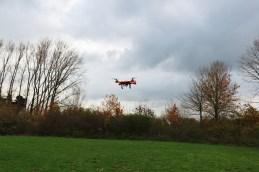 Goede drone voor op reis