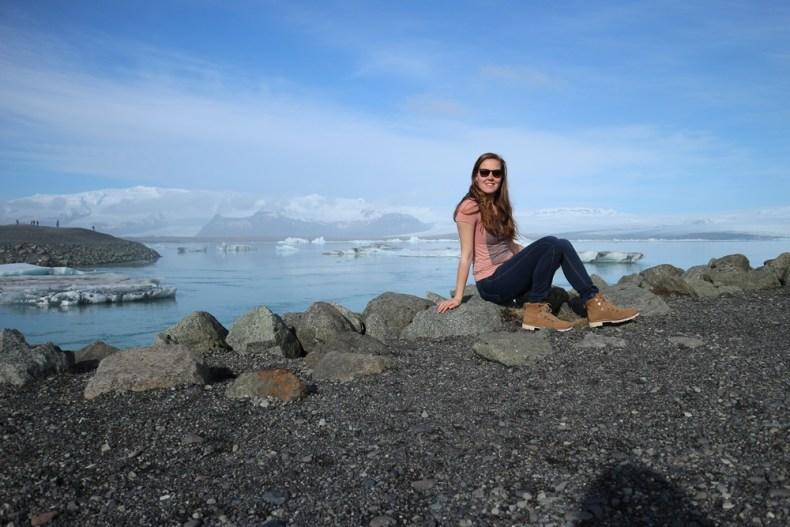 route voor Zuid-IJsland