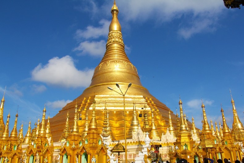 bezienswaardigheden Myanmar