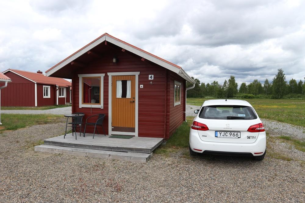 Schattig Zweeds Huisje : Mooie accommodaties in zweeds lapland globegirl