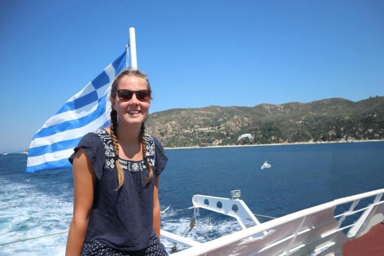 plekken in Halkidiki Griekenland