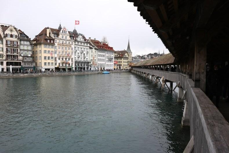 Dagtrip naar Luzern