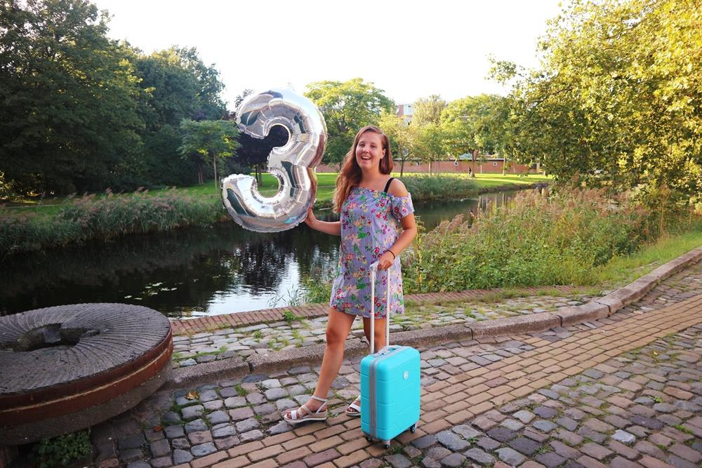 GlobeGirl bestaat 3 jaar + toffe WINACTIE
