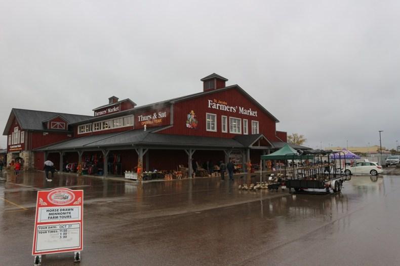 camperroute door Oost-Canada