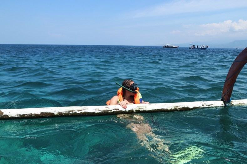 wat te doen op Bali - wat te doen op de Gili eilanden