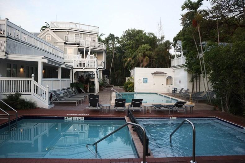 Hotel tip Key West