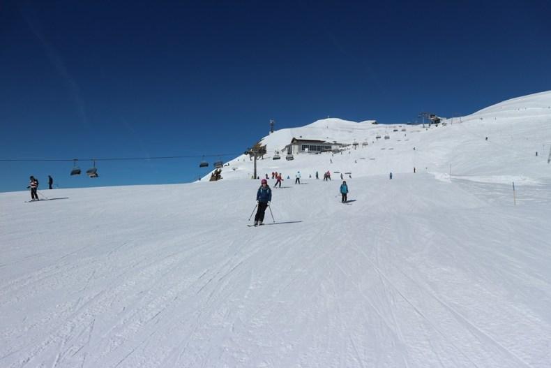 wintersport in diedamskopf