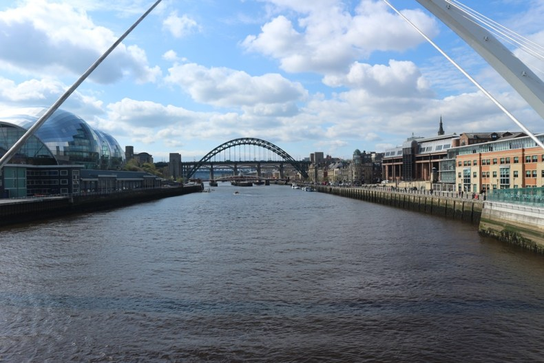 Mini cruise naar Newcastle