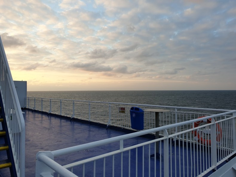 Mini cruise Newcastle dfds