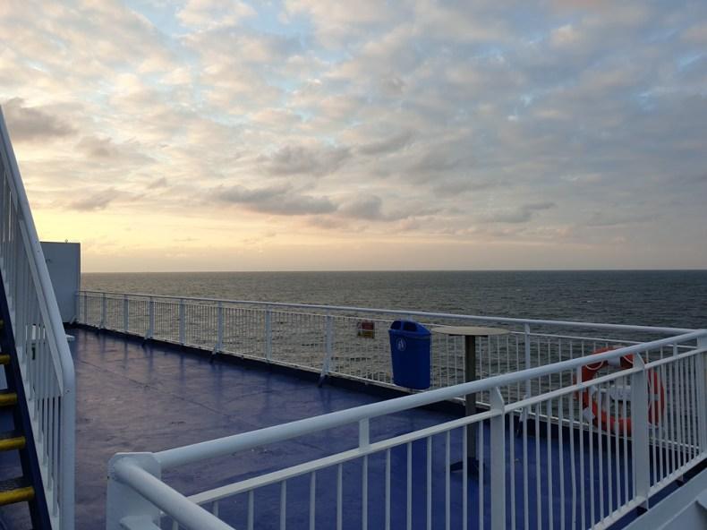 Mini cruise Newcastle dfds