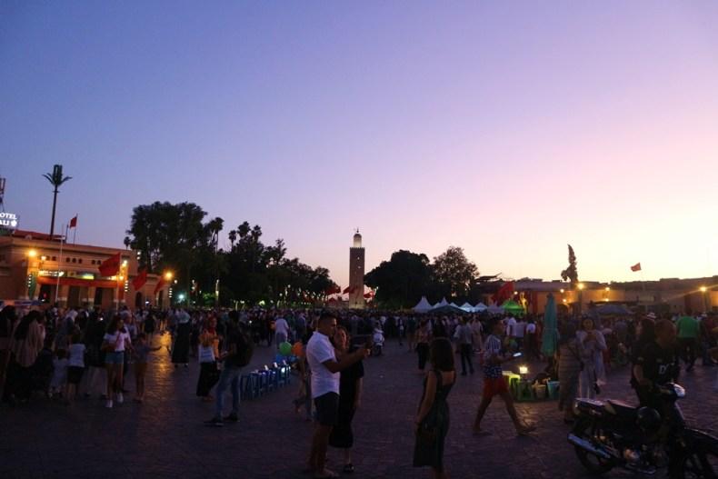 praktische informatie Marrakesh