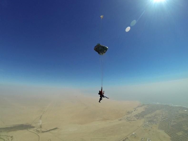 rondreis naar Namibië