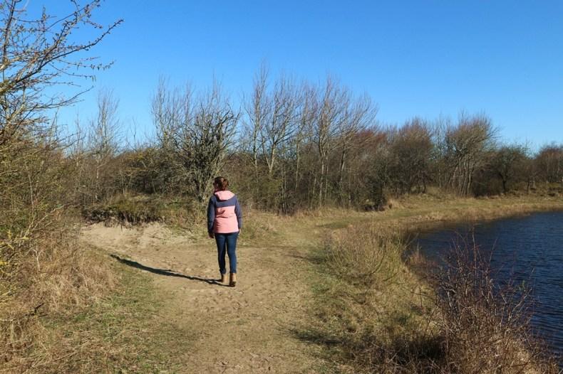 wandelgebieden in Nederland