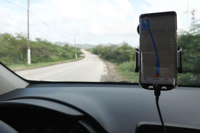 Auto rijden op Curaçao