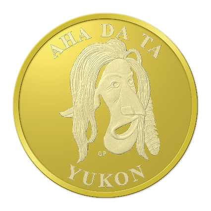 2019 YUKON GOLD COIN