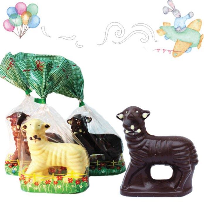Pecorelle di Cioccolato Artigianale