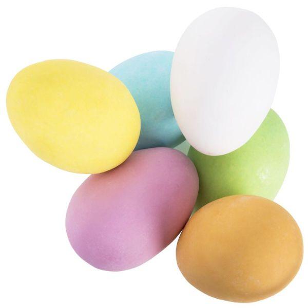 Tris uova di gallina