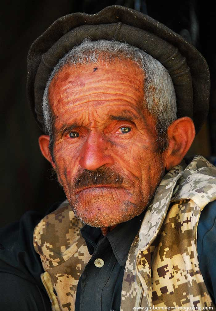 Portraits - Village of Shughnan, Afghanistan