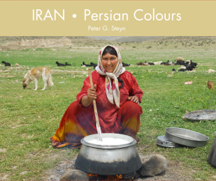 IRAN-Persian Colours - P.G. Steyn, Globerovers